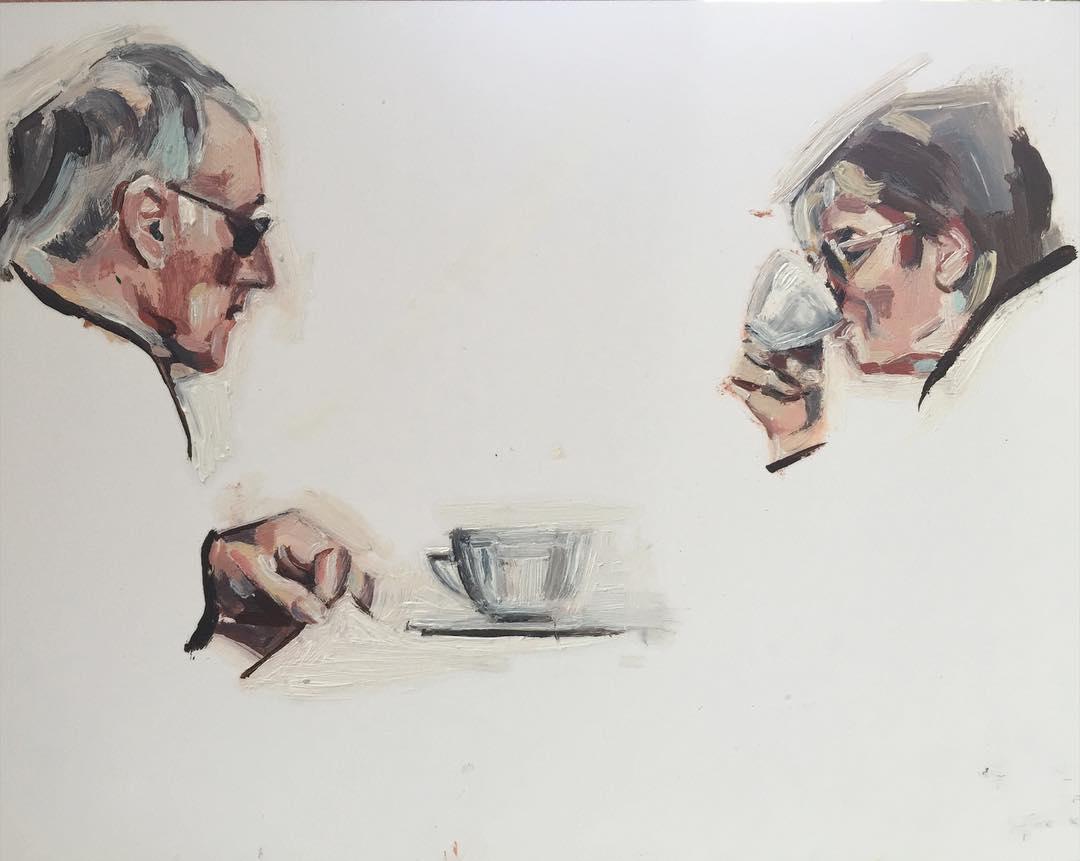 cafe peeps