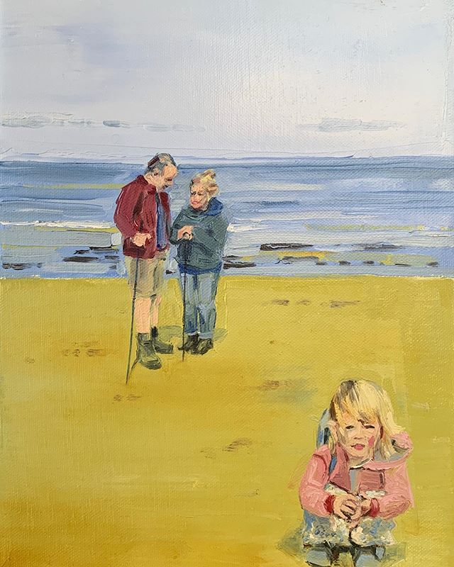 Wren & Grandparents
