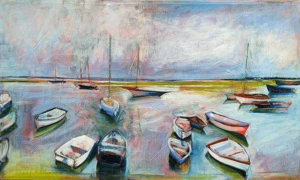 Leigh-on-Sea boats